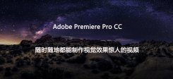 Adobe Premiere Pro 2020 for Mac v14.0.1.71 直装