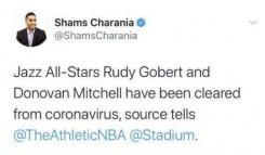 戈贝尔和米切尔痊愈
