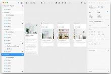 苹果电脑 UXD设计 InVision Studio for Mac 1.28.0 中文开心版