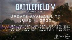 《战地5》夏季大更新即将开启 更新各平台上线时间公布