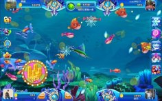 打鱼的游戏 1378捕鱼享受一炮击杀的畅快感受
