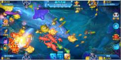天天电玩捕鱼无限资源破解版:一款可以无限放肆嗨翻捕鱼全场的休闲游戏