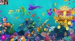 天天电玩捕鱼官方安卓版:一款场景变换丰富多彩欲罢不能的休闲电玩游戏